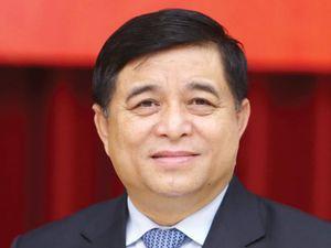 Bộ trưởng Nguyễn Chí Dũng chúc mừng Báo Đầu tư 25 năm thành lập