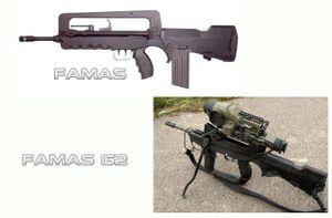 Mổ xẻ khẩu súng khiến Pháp vứt bỏ siêu tiểu liên Famas