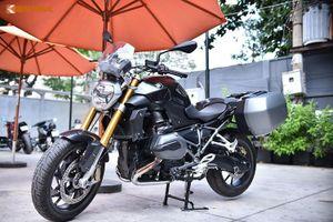 Cận cảnh naked-bike BMW R1200R giá 756 triệu tại VN