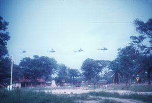 Miền Nam Việt Nam năm 1967 trong ảnh cựu binh Mỹ