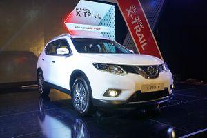 Nissan X-Trail 2016 giá từ 998 triệu đồng