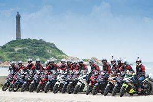 Hành trình WINNER 150 chặng đầu tiên - chinh phục Đất Mũi Cà Mau