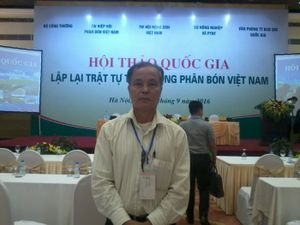 Hội thảo Quốc gia 'Lập lại trật tự thị trường phân bón Việt Nam'