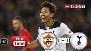 Sao Hàn Quốc giúp Tottenham thắng trận đầu ở Champions League