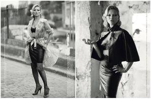 Ngắm 'chân dài' Kate Moss dáng vóc hoàn hảo vô cùng quyến rũ