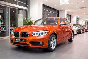 Hatchback BMW 118i, xe hay cho doanh nhân khởi nghiệp