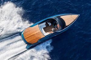 Siêu du thuyền Aston Martin AM37 trình làng thế giới