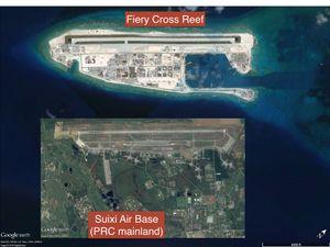 Nhật Bản đối phó nguy cơ Biển Đông bị phong tỏa