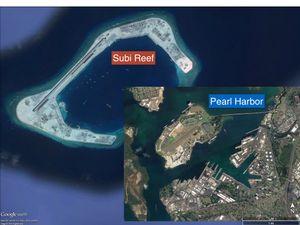"""Học giả Trung Quốc: Ba hạm đội lớn ở Biển Đông khiến """"hàng không mẫu hạm Mỹ sợ hãi"""""""