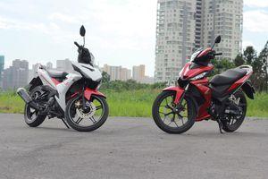 Honda Winner 150 và Yamaha Exciter 150 so kè sức mạnh