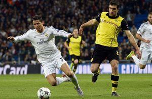 Dortmund 0-0 Real Madrid: Thách thức nhà vua (H1)