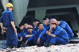 Nổ mìn gây tai nạn, 14 công nhân Than Khe Chàm bị thương