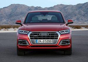 Chính thức ra mắt Audi Q5 2017 thế hệ mới, giá từ 45.100 euro