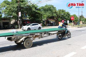 Rùng mình trước những 'máy chém' di động tại Hà Tĩnh