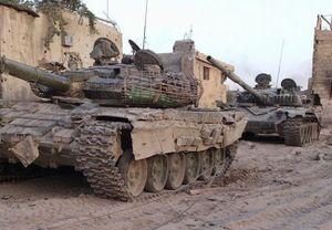 Video chiến sự Syria: Quân đội chính phủ tràn vào giải phóng quận Farafira ở Aleppo