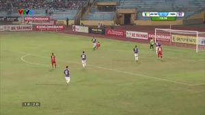 Cúp Quốc gia: Hà Nội T&T vs Than Quảng Ninh 1 - 2