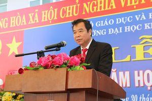 Trường ĐH Kiên Giang khai giảng năm học mới
