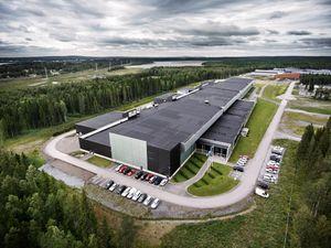 Hình ảnh trung tâm dữ liệu của Facebook ở Thụy Điển: lạnh lẽo và công nghệ cao