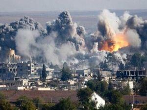 Chính phủ Syria cáo buộc Mỹ dội bom phá hủy cầu ở Deir ez-Zor