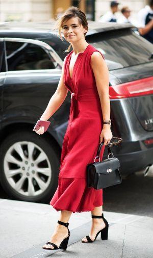 BTV thời trang thế giới gợi ý mặc đẹp cả mùa thu