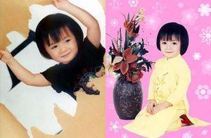 Những hình ảnh không bao giờ quên của bé Xuân Mai