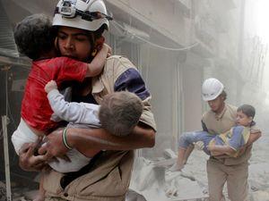 Bất chấp Mỹ, Nga quyết dội bom Aleppo