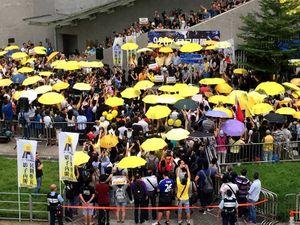 'Phong trào Dù vàng; và sự thức tỉnh của Hong Kong