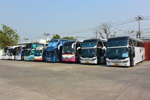 Phương tiện giao thông công cộng đa dạng ở Thái Lan
