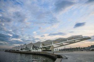 Chiêm ngưỡng tuyệt tác kiến trúc Bảo tàng của Ngày mai