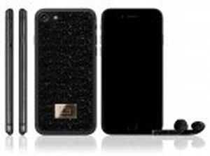 Gresso đính kim cương và vàng lên iPhone 7, bán với giá 500.000 USD