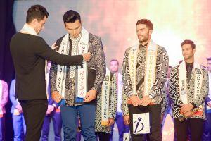 Ngọc Tình xuất sắc giành ngôi Á vương 1 Nam vương Đại sứ Hoàn cầu 2016
