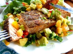 Những món ngon từ cá hồi hợp khẩu vị người Việt
