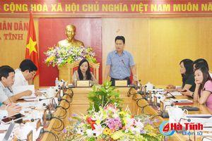 Hỗ trợ Hà Tĩnh đầu tư nguồn lực phát triển hệ thống y tế