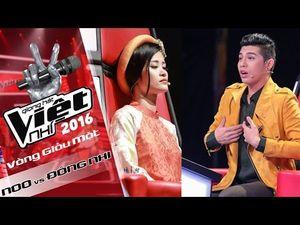 Cặp đôi Thắng - Nhi tại The Voice Kids: 'Đã yêu nay càng thêm yêu'