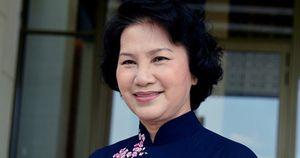 Chủ tịch Quốc hội gặp mặt cán bộ ĐSQ Việt Nam tại Myanmar