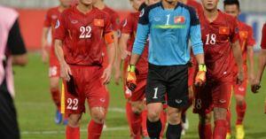 Clip U19 Việt Nam cầm hòa U19 Iraq, viết lên lịch sử