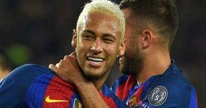 CHÍNH THỨC: Neymar gia hạn hợp đồng với Barcelona