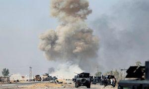 Lính Mỹ thiệt mạng gần chảo lửa Mosul