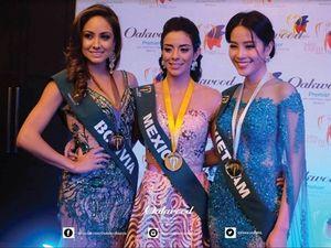 Nam Em liên tiếp nhận các giải thưởng phụ tại Miss Earth 2016