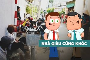 Người Anh 'vạch' xấu chuyện xứ Việt; tiền tỉ lắm người 'hỏi thăm'