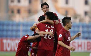 TRỰC TIẾP U19 Việt Nam 0-0 U19 Iraq: Phòng ngự chặt chẽ