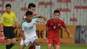 Video U19 Việt Nam xuất sắc cầm hòa U19 Iraq