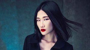 Kha Mỹ Vân quảng cáo cho America's Next Top Model