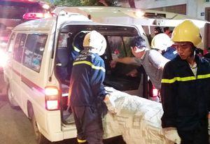 Nam thanh niên rơi từ tầng 5 khách sạn