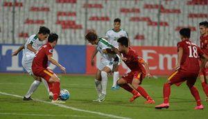 Video U19 Việt Nam kiên cường cầm hòa U19 Iraq