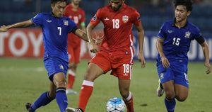 Clip: Đối thủ U19 Việt Nam lộ điểm yếu trước U19 Thái Lan