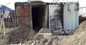 Container phát hỏa, 2 công nhân bị bỏng nặng