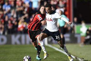 Oằn mình trước Bournemouth, Tottenham rơi điểm đầy tiếc nuối