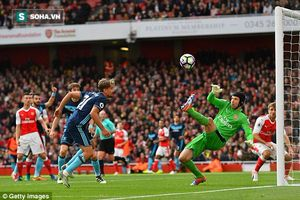 Clip: Arsenal 0-0 Middlesbrough