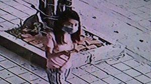 Cô gái trong camera trộm xe LX bị bắt